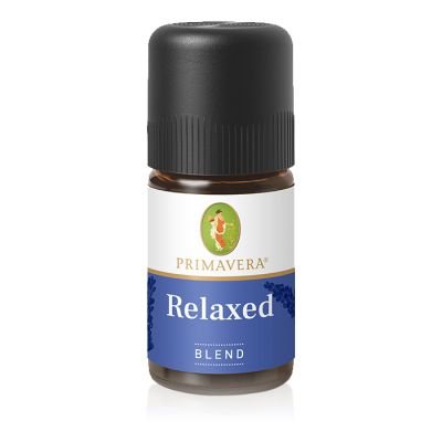 RELAXED ESSENTIAL OIL BLEND