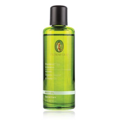 SOOTHING ORGANIC SWEET ALMOND OIL