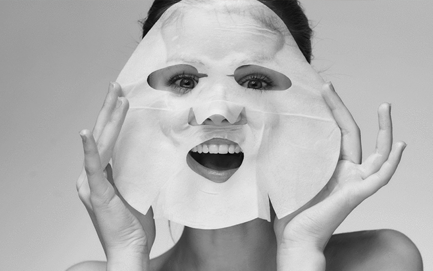 The toxic reality behind most sheet masks